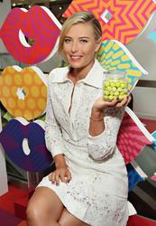 "Maria Sharapova - ""Sugarpova"" pop-up shop event in NYC (August 25, 2015)"