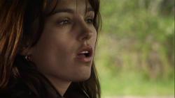 Amy Jo Johnson in Islander
