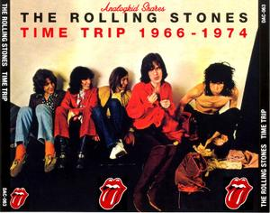 The Rolling Stones - Time Trip (1966 - 1974) (4CD) (2019)