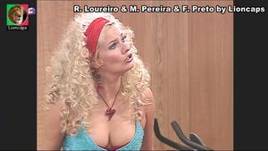 Fátima Preto sensual na serie Maré Alta
