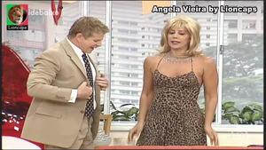 Angela Vieira super sensual