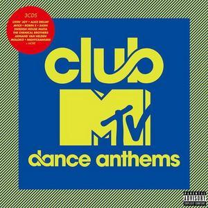 VA - Club MTV - Dance Anthems (3CD) (2018)
