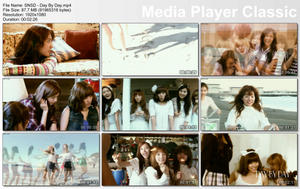 Girls Generations,SNSD,day by day