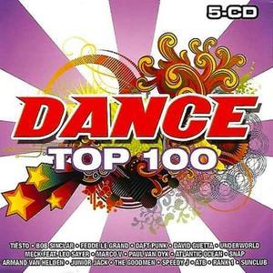 th 353756130 3 122 254lo - VA - Dance Top 100 (5CD) (2019)