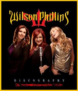 Wilson Phillips - Discography (5 Albums) (1990-2010)