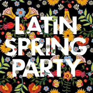VA - Latin Spring Party (2019)