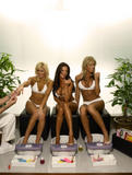 Kelly Kelly With Michelle McCool and Candice Michelle Foto 425 (Келли Келли С Мишель Маккула и Кэндис Мишель Фото 425)