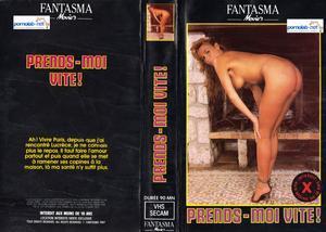 Prends Moi Vite Et Laisse Toi Faire / Prends Moi Vite / Fascination Pornographique / Овладей Мною Побыстрее (Alain Payet as John Love, Films Du Saphir / Fantasma) [1980 г., All Sex,Classic, VHSRip]