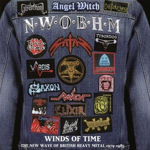 VA - Winds of Time: The New Wave of British Heavy Metal 1979-1985 (3CD Box Set) (Lossless, 2018)
