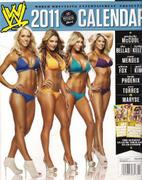 Rosa Mendes - 2011 WWE Divas Calendar Scans