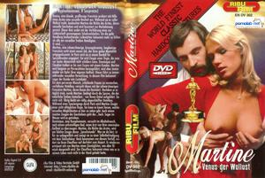 Martine Venus Der Wollust / Cette Malicieuse Martine / Je suis vicieuse / Мартина Чувственная Венера (Heiko Hagemann, Ribu) [1979 г., All Sex,Classic, DVDRip]