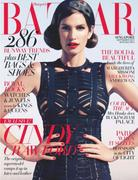 Cindy Crawford in Harper's Bazaar Singapore - September 2011