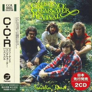 Creedence Clearwater Revival - Travelin' Band (Compilation) (Japanese Edition) (2CD) (2019)