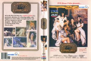 Country Comfort / Деревенская Благодать (Bob Augustus (as Derek Ashburne), Cowboy Productions / TVX) [1981 г., All Sex,Classic, DVDRip] Rhonda Jo Petty, Tommy LaRock,Drea,Ginger,Randy West,Georgina Spelvin