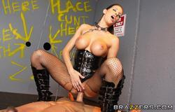 Pornstarslikeitbig - Kortney Kane - Glory Hole Addiction  *December 5, 2011*