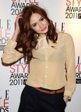 ADDS Karen Gillan @ ELLE Style Awards in London | February 14 | 14 pics