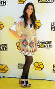 Naomi Scott - Lemonade Mouth premiere in Los Angeles 04/12/11