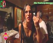 Rita Pereira sensual em vários trabalhos na Tvi