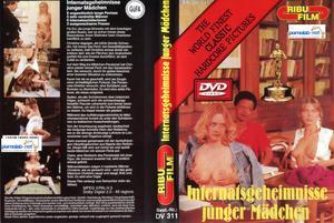 Internats-Geheimnisse Junger Madchen/ Pensionnat De Jeunes Filles / Тайны интерната для молодых девушек (Gérard Kikoïne, Ribu) [1980 г., All Sex,Classic, DVDRip]