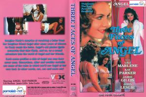 Three Faces Of Angel / Три Обличия Ангела (Bob Vosse, VCX) [1986 г., All Sex,Classic,Compilation, DVDRip]