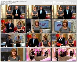 Ruth Langsford (tights) - This Morning 1st October 2010