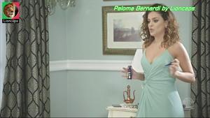 Paloma Bernardi sensual na novela Apocalipse