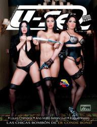 Revista U-Sex - Julio 2012 - Laura Chimaras - Raquel Valera - Ana Maria Betancourt