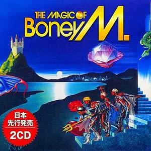 Boney M - The Magic 2 CD [Compilation] (2019)