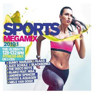 VA - Sports Megamix 2019.1 (3CD) (2019)