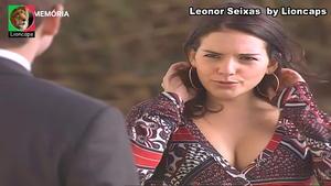 Leonor Seixas sensual em vários momentos