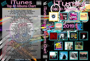 ITunes Top 40 UK Albums Chart Wednesday 27th March 2019 (MP3)