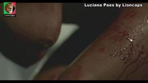 Luciana Paes nua no filme Animal Cordial