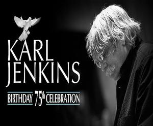 Karl Jenkins, Adiemus - Karl Jenkins 75 Collection (11 Albums) (Lossless, 2019)
