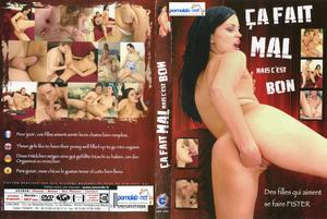 Ca Fait Mal Mais C'Est Bon (Concorde) [2000s, All Sex,Fisting,Russian Girls, DVDRip]