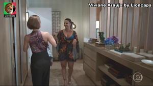 Viviane Araujo sensual em varios trabalhos